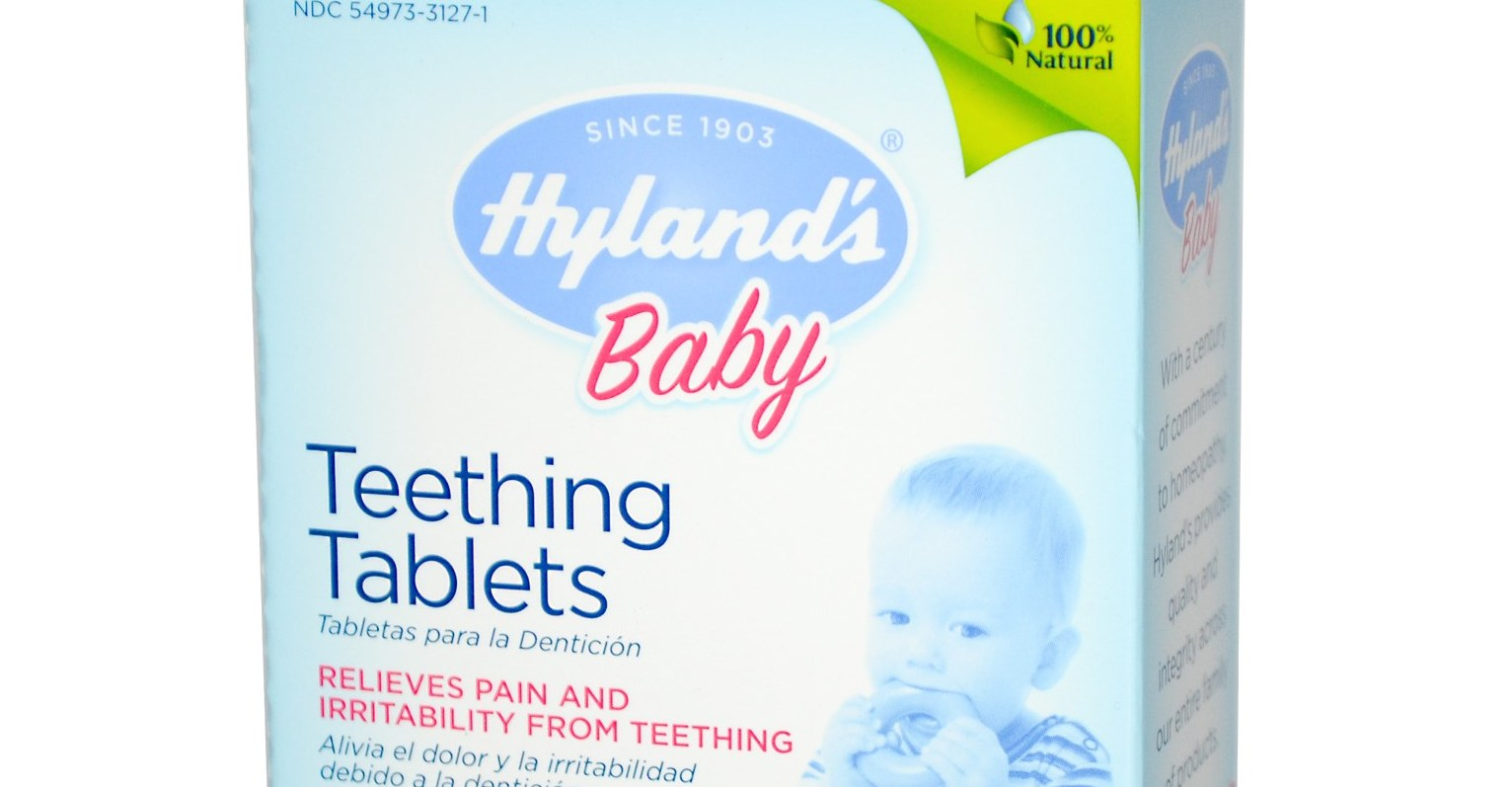 Hyland's Officially Recalls All Homeopathic Baby Teething Tablets Over High Levels Of Belladonna
