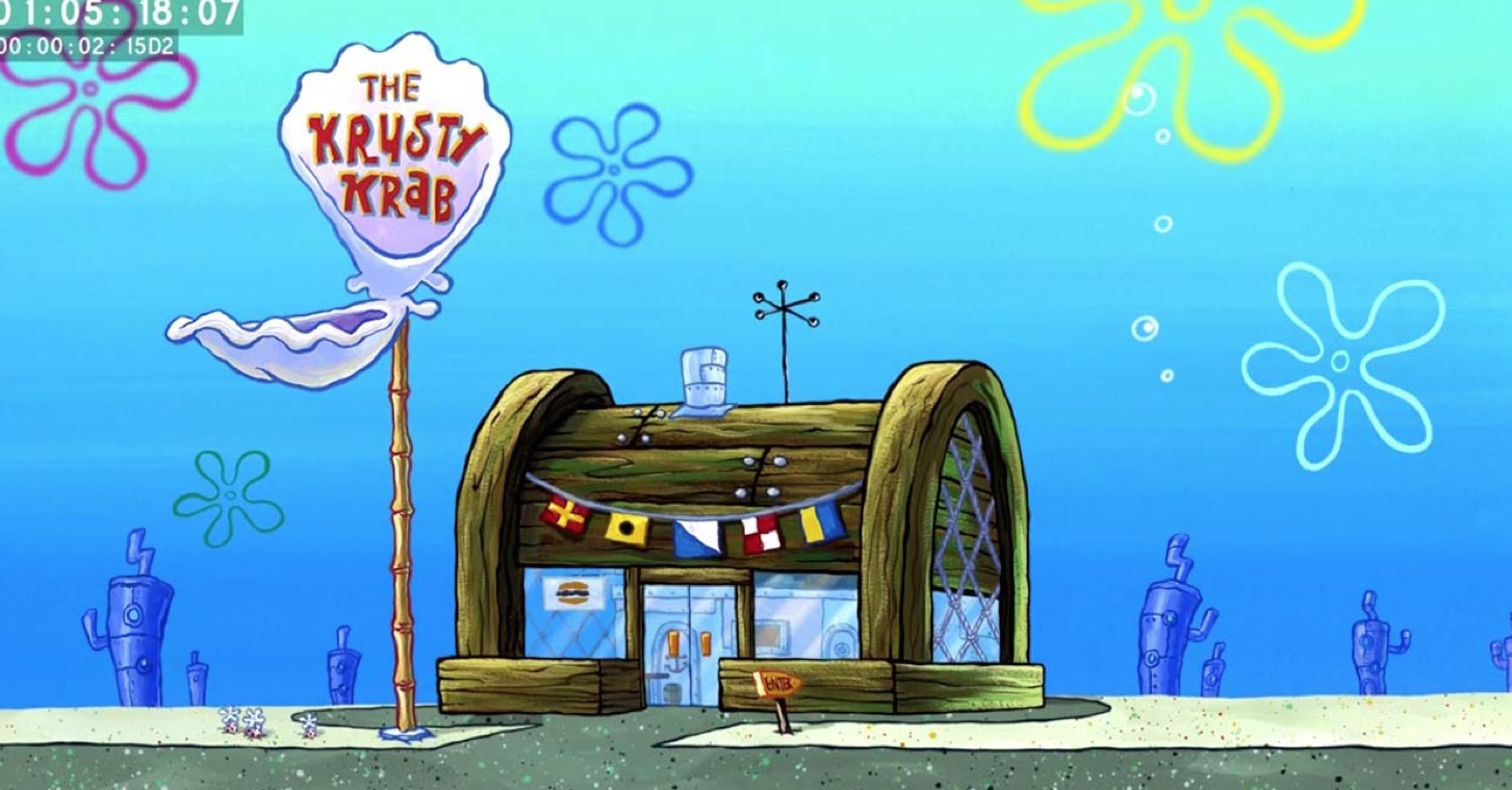 "SpongeBob Wins Legal Victory Against Planned ""Krusty Krab"" Restaurant"