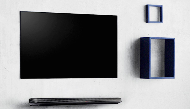 Lg Unveils Super Thin Wallpaper Tv Consumerist