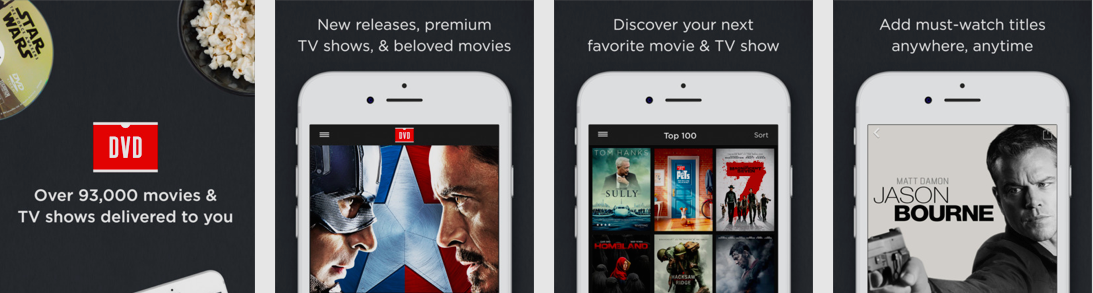 Netflix Has A New App Just For DVD Service Customers