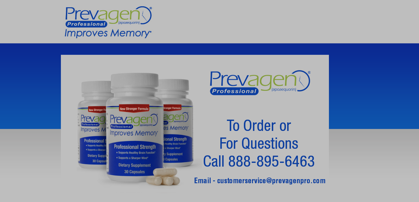 Feds, New York Accuse Maker Of Prevagen Dietary Supplement Of False Advertising