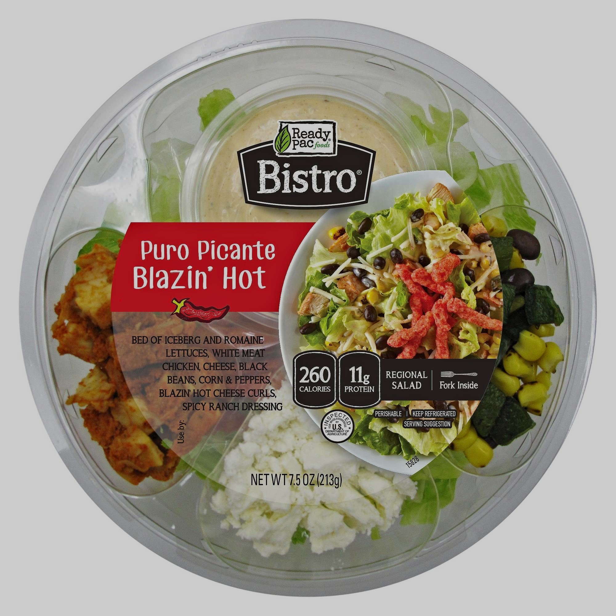 Over 126,300 Chicken Salad Bowls Recalled For Possible Listeria