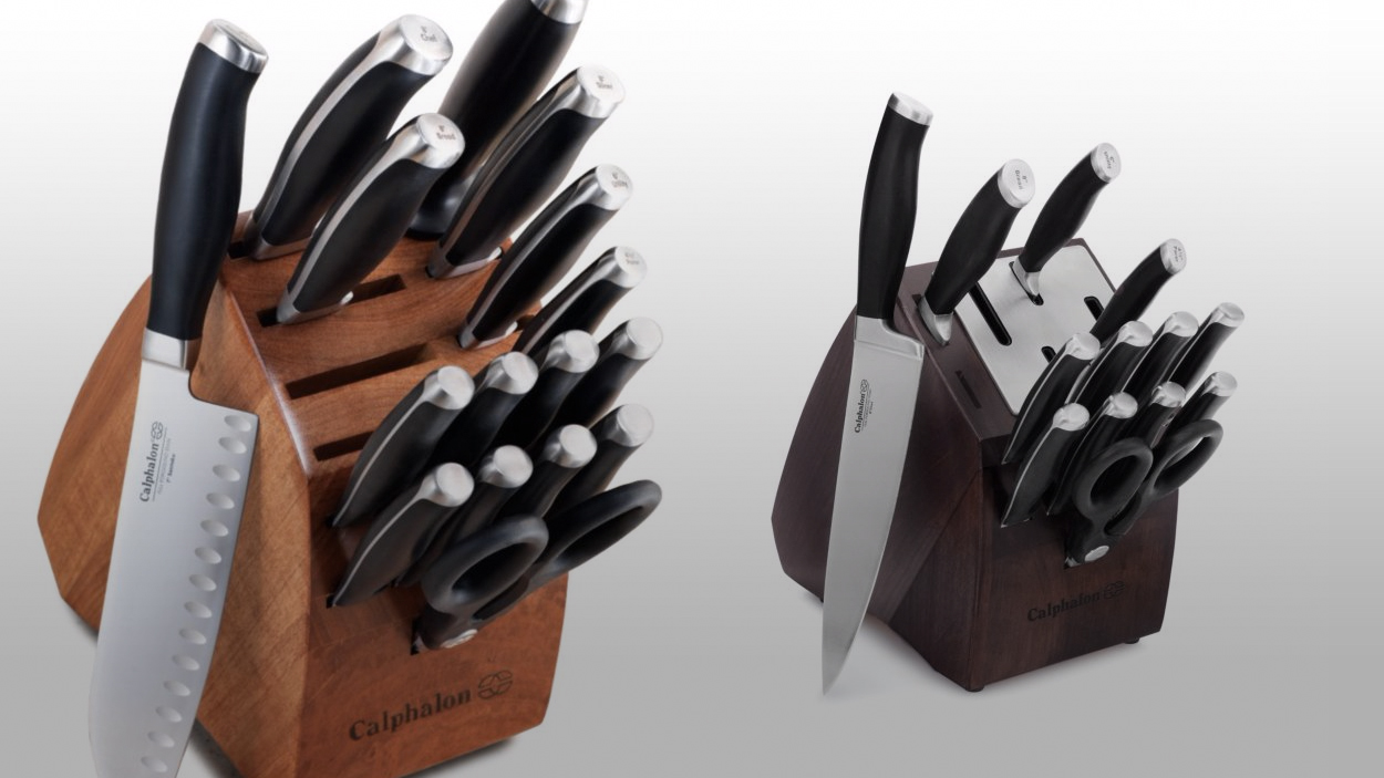 Calphalon Recalls 2m Kitchen Knives Because Blades Shouldn T Break Off And Cut You Consumerist