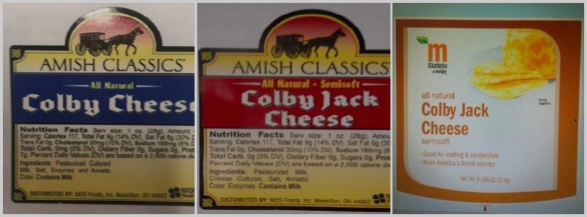 Listeria-Contaminated Cheese Recall Expands To Cover Mushrooms, Other Snacks