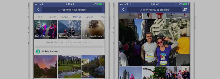 You Can Now Use Keywords To Search Facebook For Friends' Photos