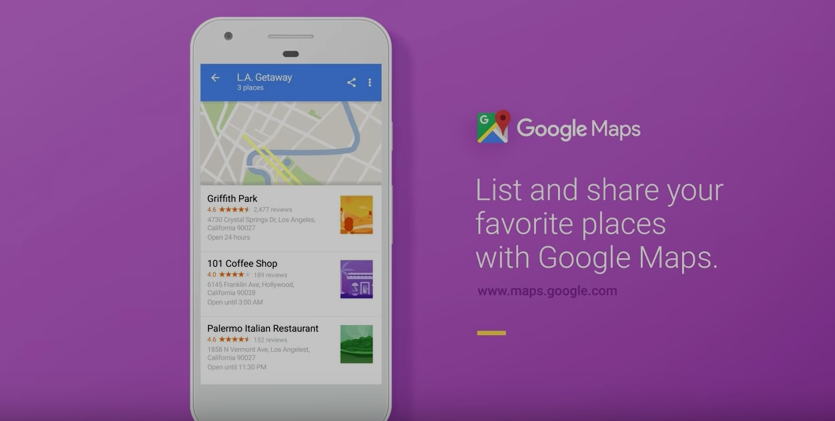 Is Google Trying To Make Maps A Social Network?