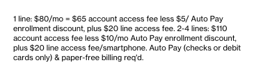 The small print explaining how Verizon structures the cost.