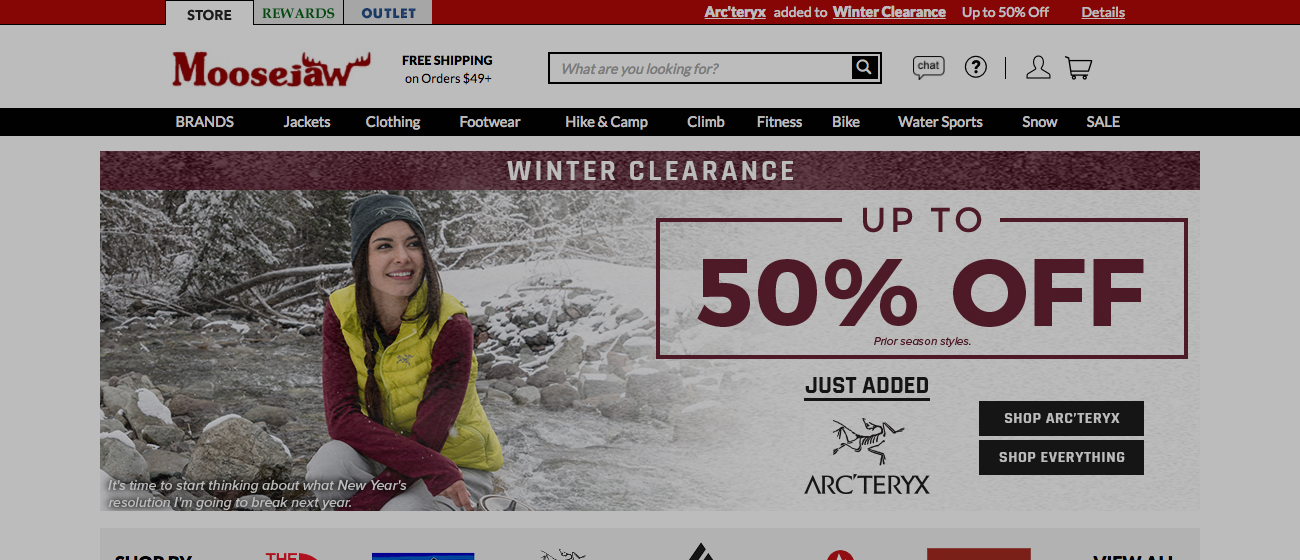 Walmart Continues E-Commerce Shopping Spree, Buys Outdoor Retailer Moosejaw