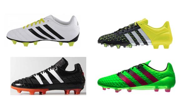 nuevas adidas futbol 2017
