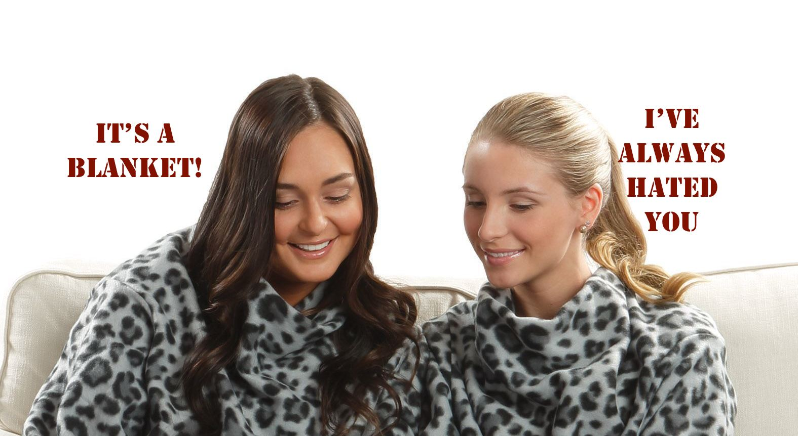 Federal Court Resolves Crucial Question: Is The Snuggie A Blanket Or A Garment?