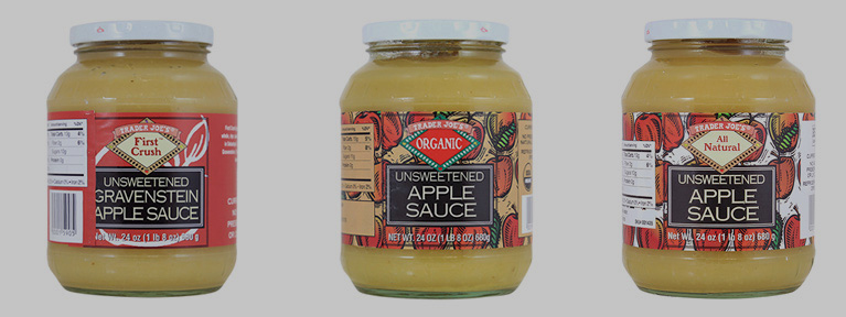 Trader Joe's Applesauce Recalled Because Apples Don't Contain Glass