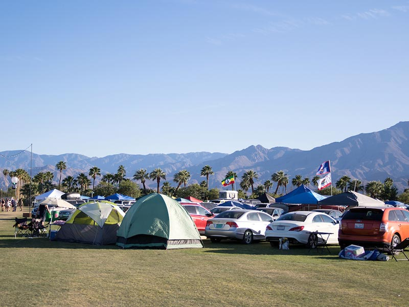 Marriott Bringing Boutique Hotel Rooms To Coachella Tents
