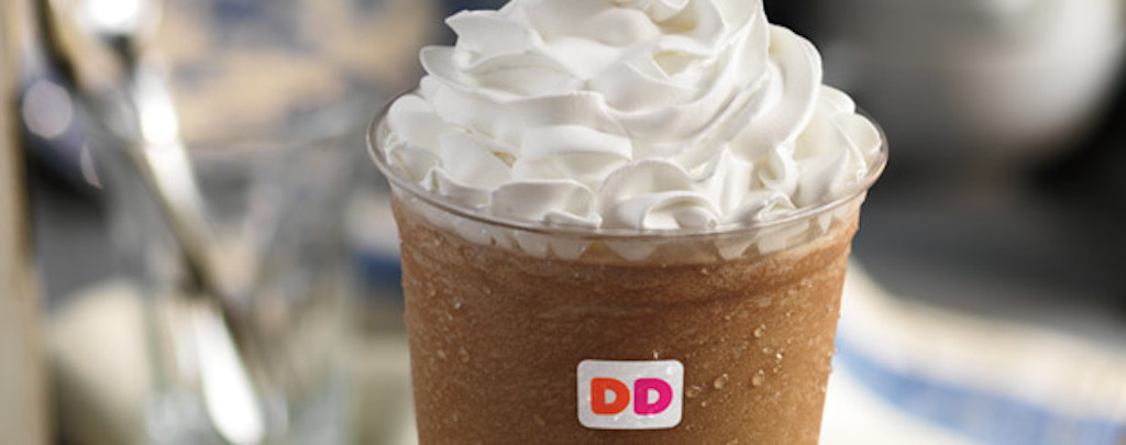 "Dunkin' Donuts Ditching The Coffee Coolatta Because ""It Isn't Good Enough"""