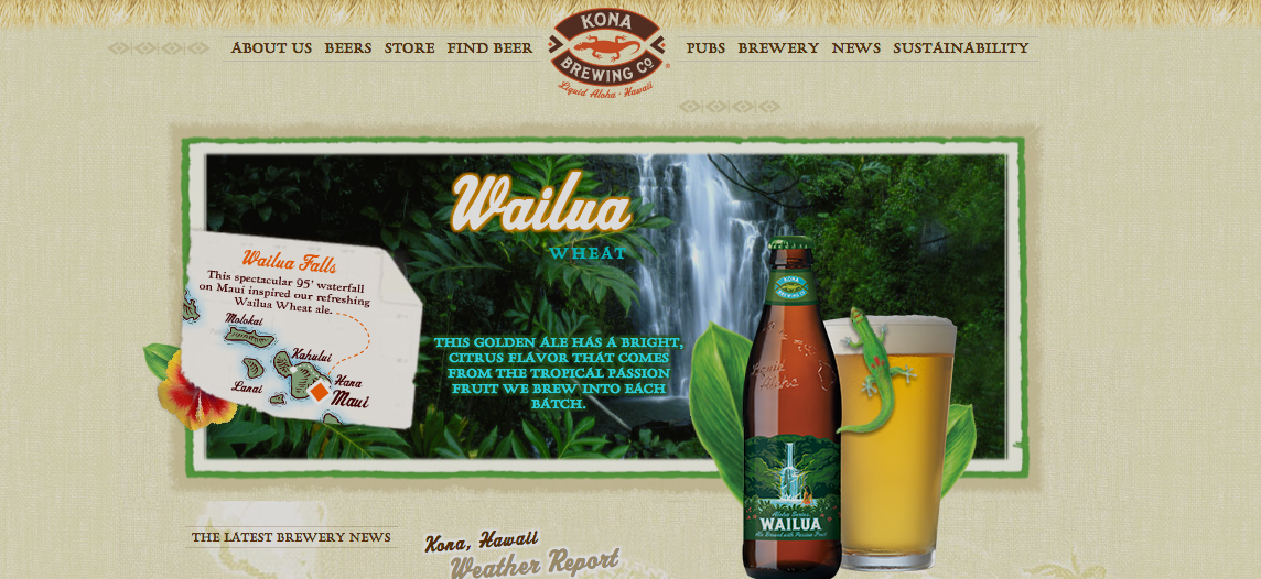 Kona Brewing Accused Of Misleading People Looking For Hawaiian Beer