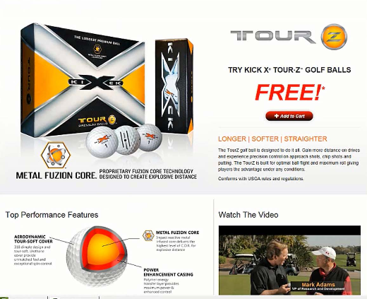"Feds Shut Down ""Risk-Free"" Online Marketing Scheme Peddling Golf, Kitchen Products"