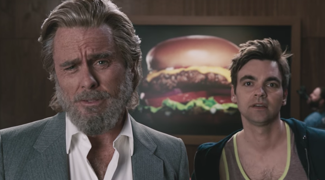 Carl's Jr. Is Replacing Bikinis With Burgers In New Ad Campaign