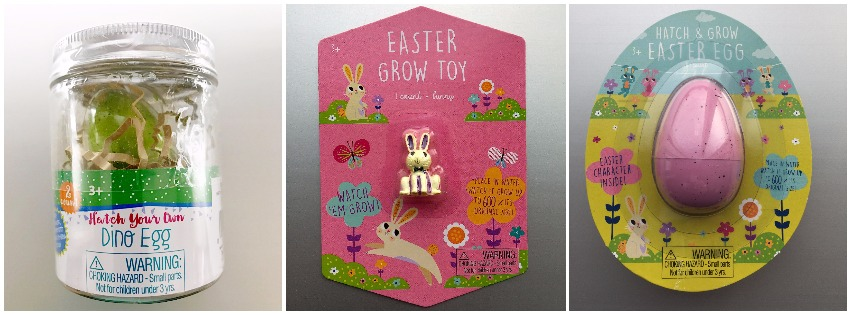 "Target Recalls 560,000 ""Hatch & Grow"" Easter Toys Over Ingestion Hazard"