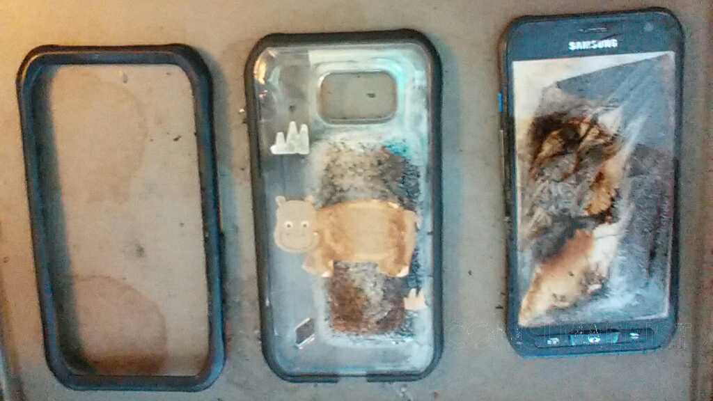 Owner Of Samsung Galaxy S6 Active Says Phone Exploded On Nightstand; Wasn't Being Charged