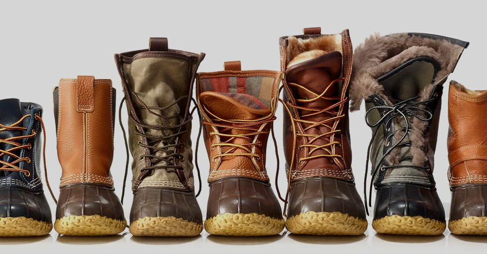 L.L. Bean Introducing New Duck Boot Designs
