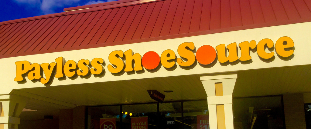 Here S The Official List Of Payless That Are Closing Next Consumerist