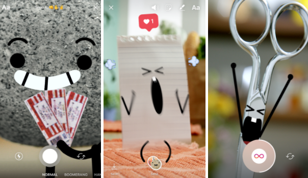 Instagram Continues To Mimic Snapchat, Adds Disappearing Messages To Direct Inbox