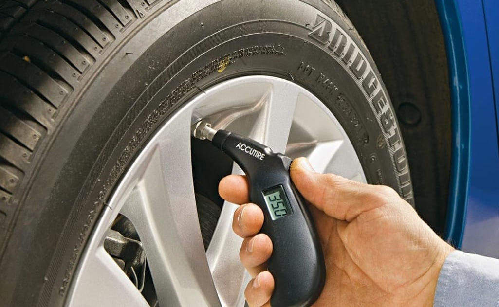 How To Check Your Tires Before Heading Out On A Summer Road Trip