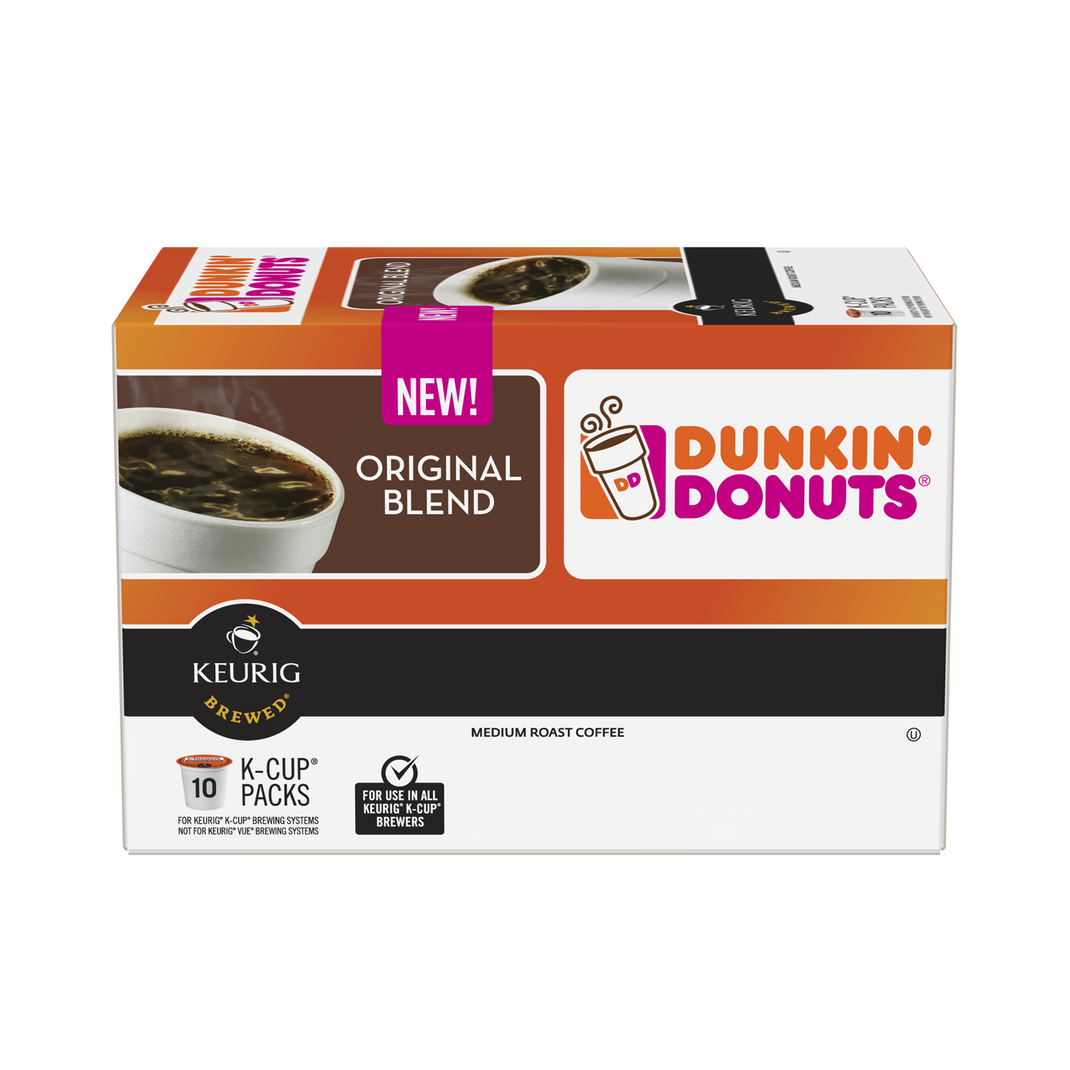 Dunkin' Donuts Shareholders Want Company To Look Into K-Cup Waste