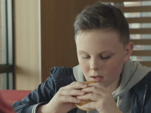 McDonald's Sorry For Using Grieving Child To Sell Filet-O-Fish Sandwiches