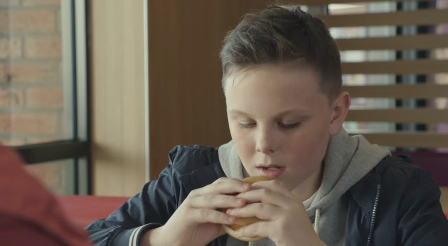 McDonald's Pulls Ad Suggesting That Filet-O-Fish Can Cure A Child's Grief