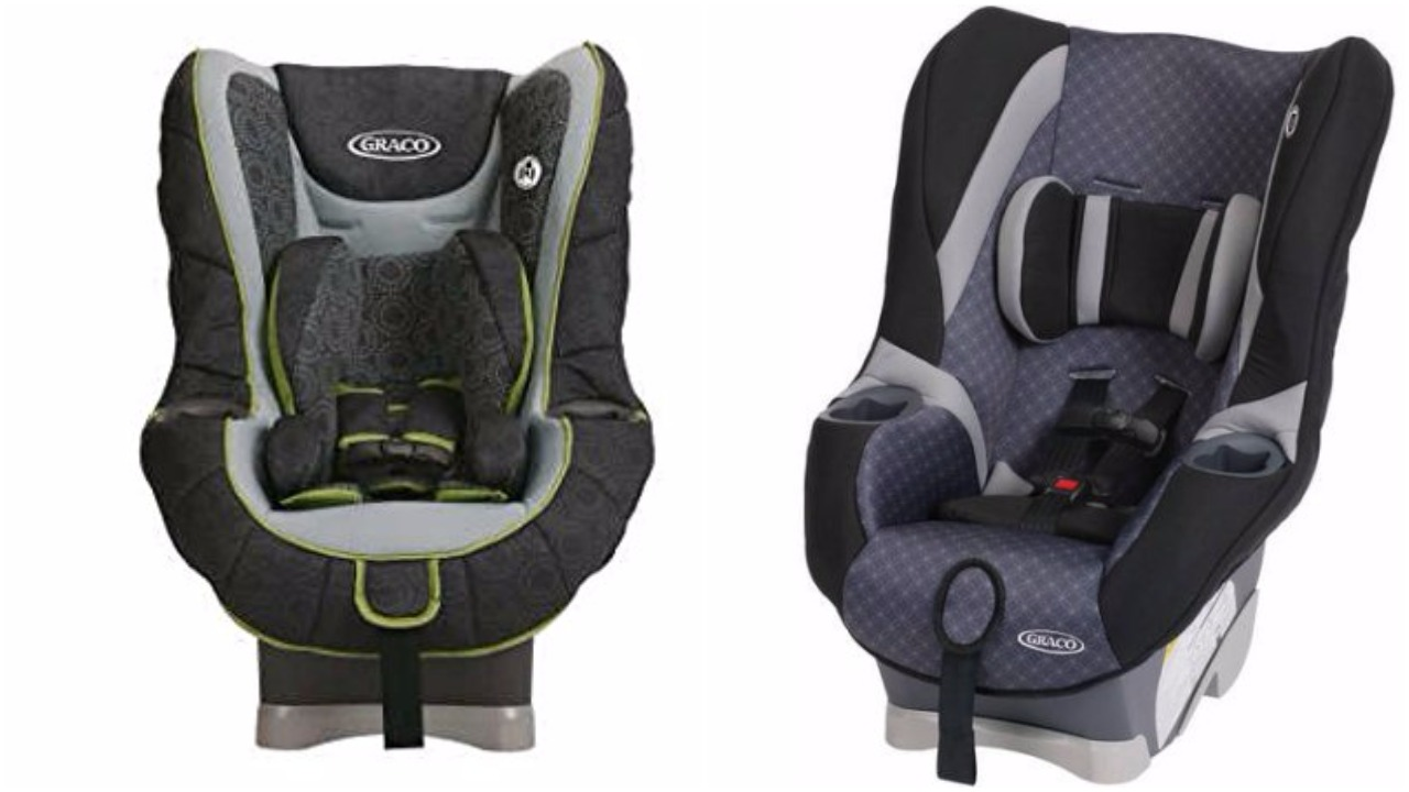 Graco Recalling 25,400 Carseats That May Not Properly Restrain Children In A Crash