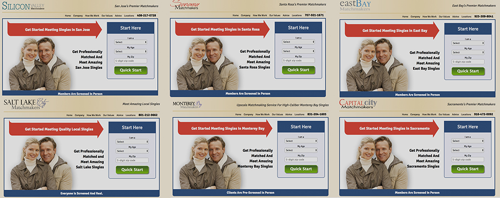Matchmaking Service Costs Thousands Up Front, Doesn't Guarantee Multiple Dates