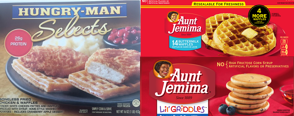 Pinnacle Foods Recalls 20 Varieties Of Pancakes And Waffles For Possible Listeria