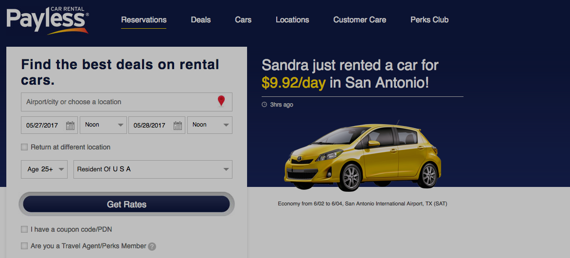 BBB Asks States To Go After Payless Car Rental After Receiving 830 Complaints In 3 Years