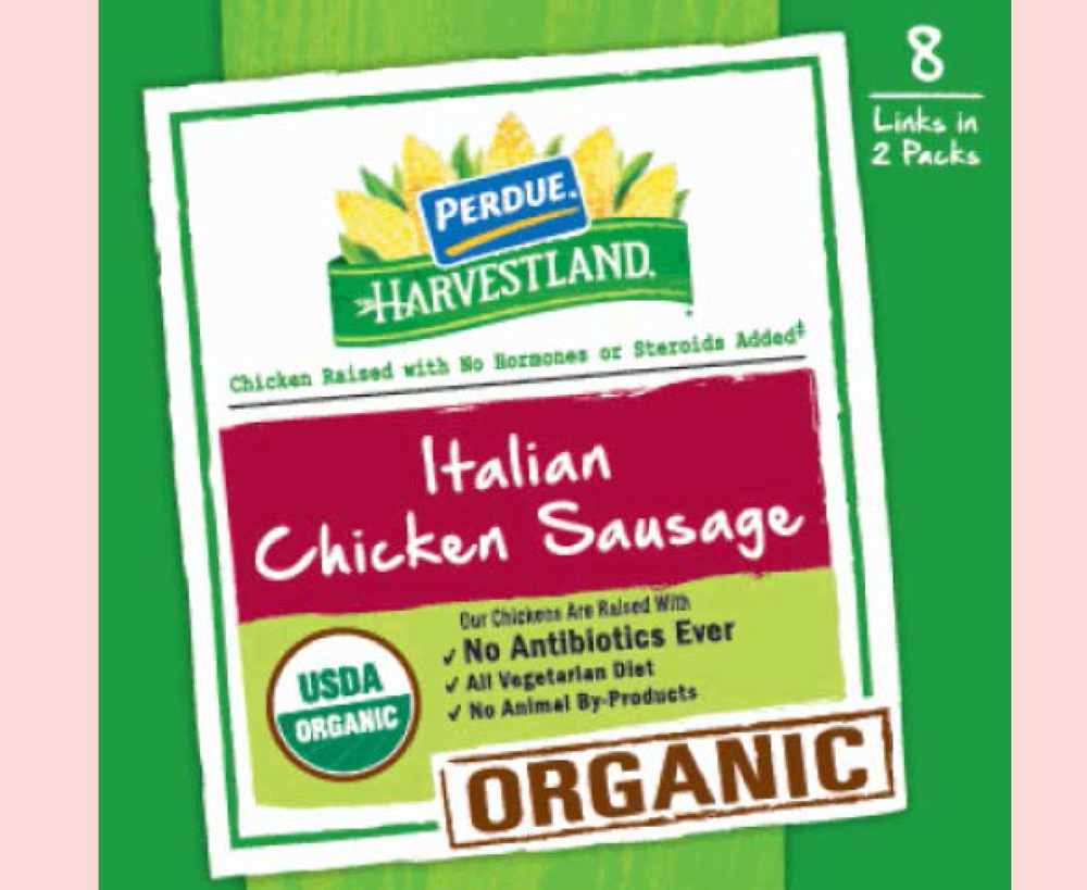 Perdue Recalls Organic Chicken Sausage Due To Plastic Pieces