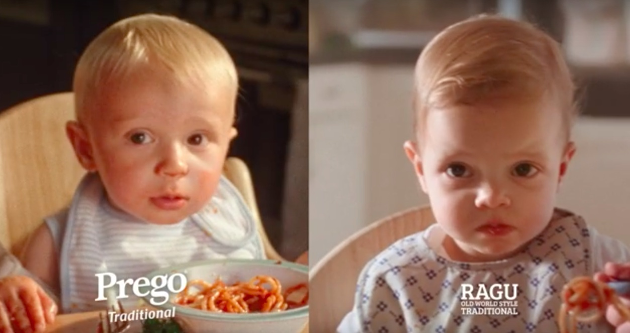 Ad Watchdog: Toddlers Are Not Legitimate Pasta Experts