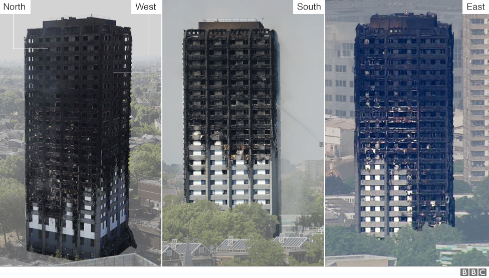 Company Stops Ing Cladding Linked To Deadly London Apartment Tower Fire