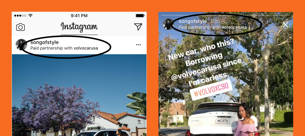 Instagram Makes It Easier For 'Influencers' To Tag Sponsored Posts