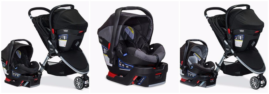 Britax Recalls Chest Clips For 207,000 Carseats