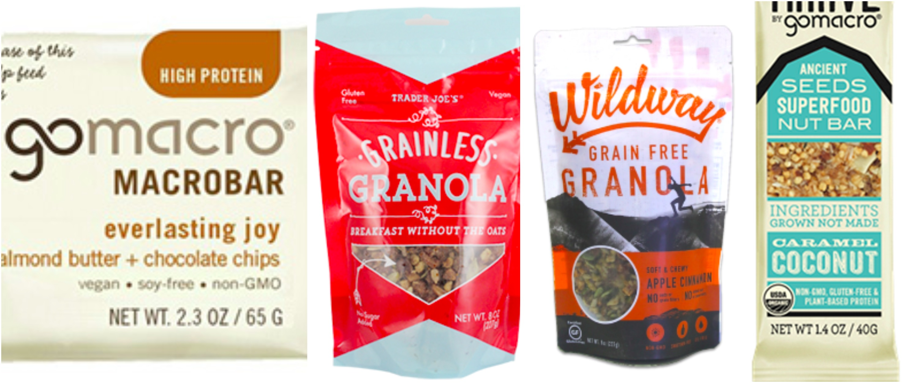 Trader Joe's Grainless Granola, GoMacro & BulletProof Bars Recalled Over Listeria Concerns