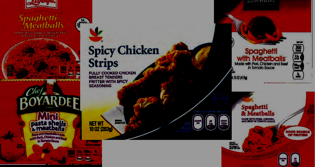 Massive Recall Of Meatballs, Chicken, Fish Tied To Mislabeled Bread Crumbs