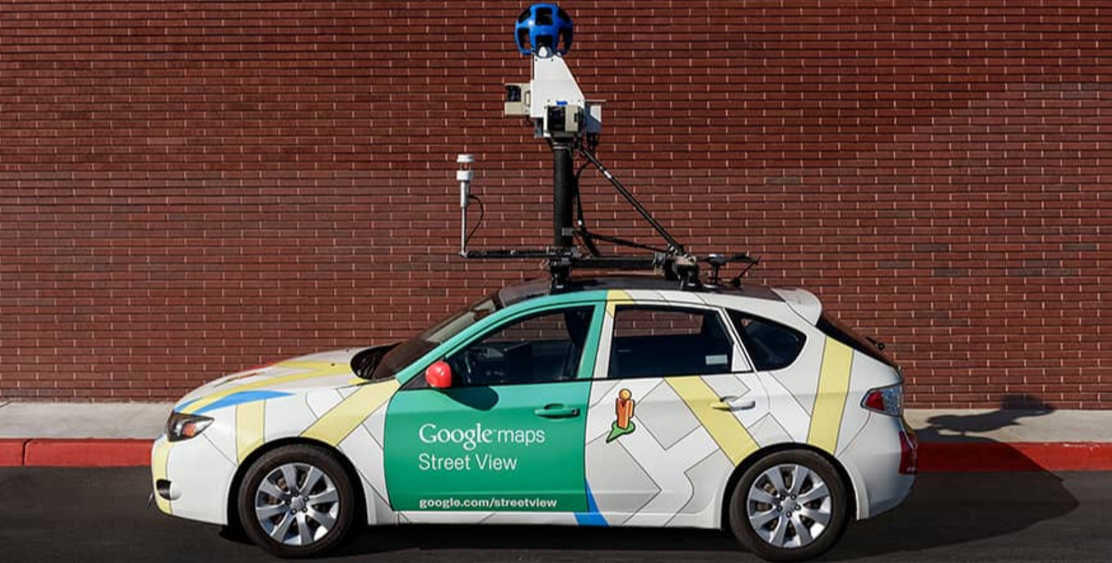 Some Google StreetView Cars Now Tracking Pollution