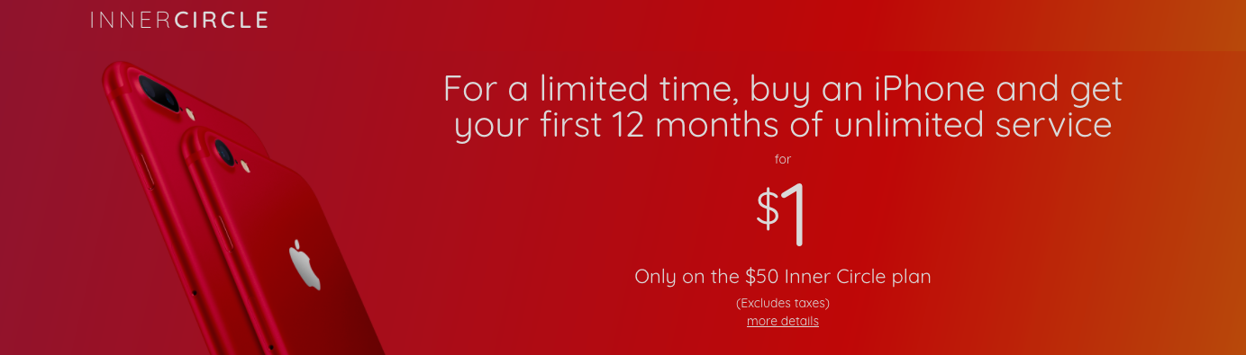 Virgin Mobile Transitioning To iPhone-Only, Offers Year Of Unlimited Data For $1