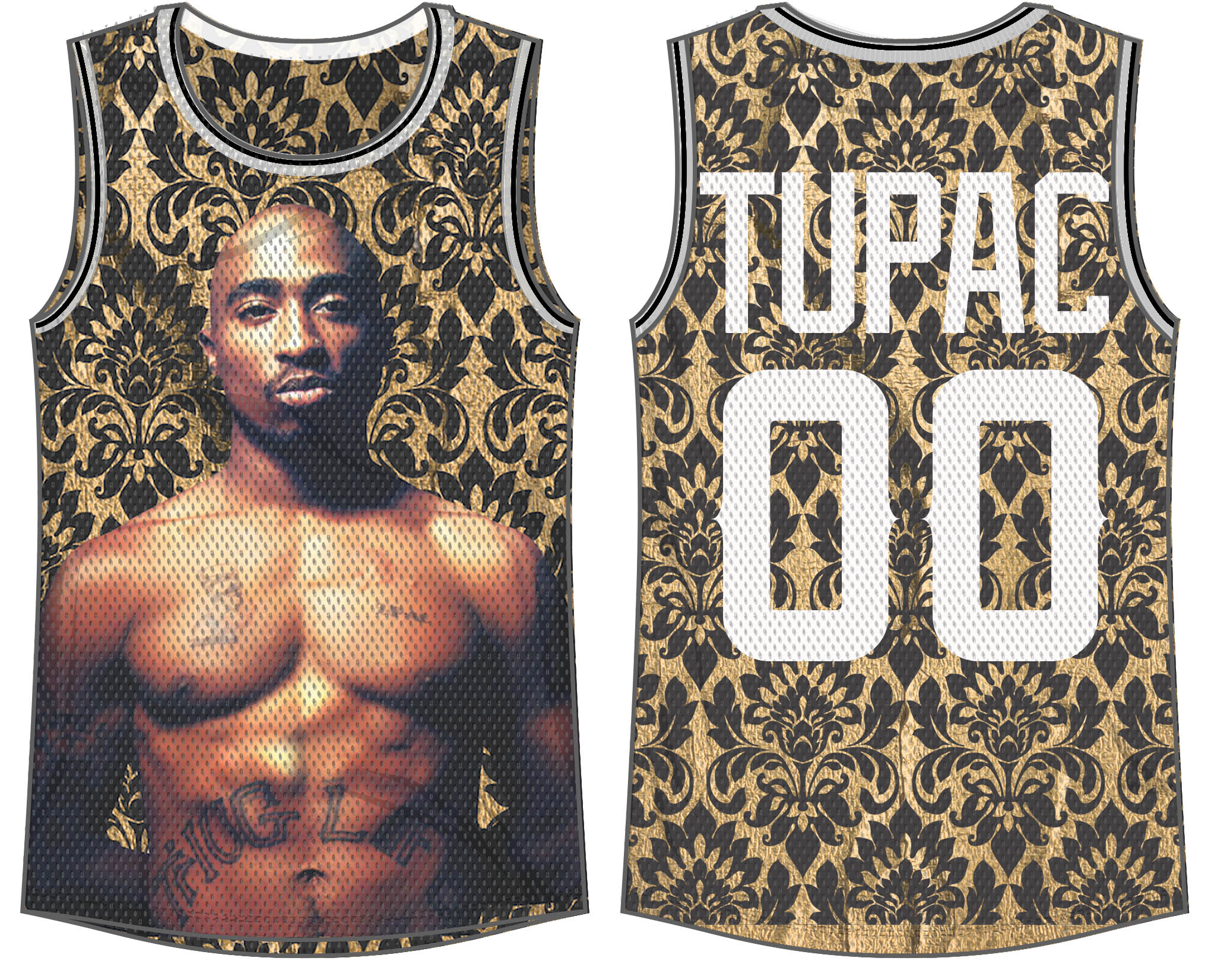 Photographer Sues Forever 21, Urban Outfitters Over Tupac T-Shirt