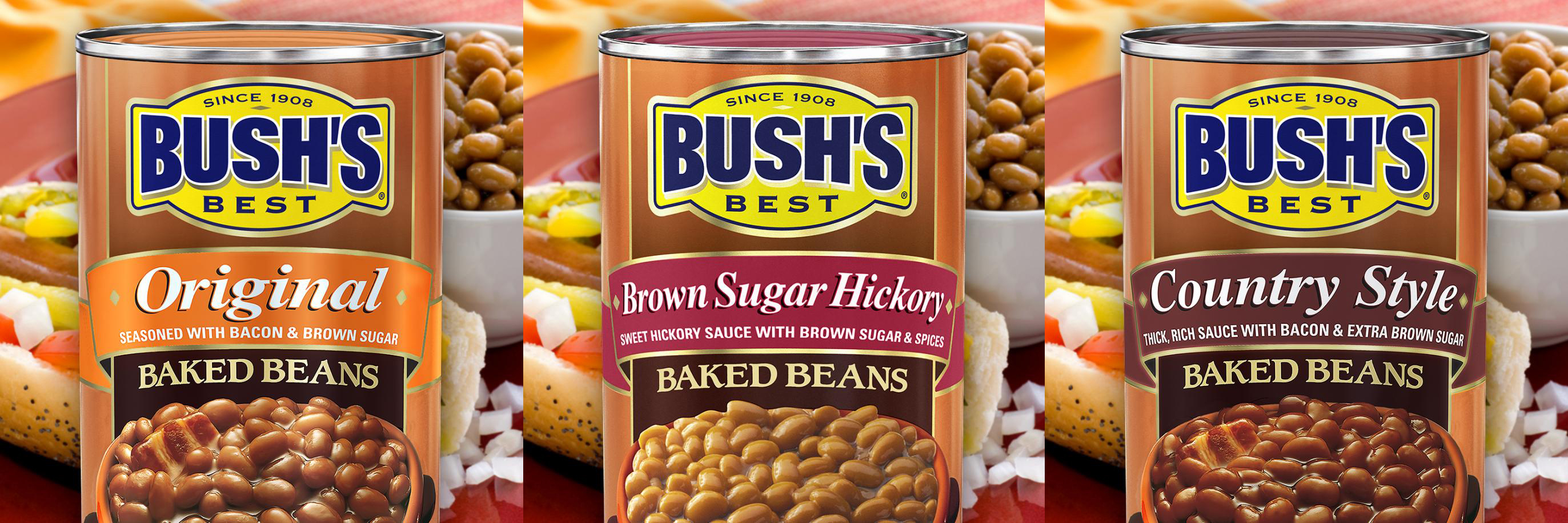 Bush's Baked Beans Recalled Due To Defective Cans