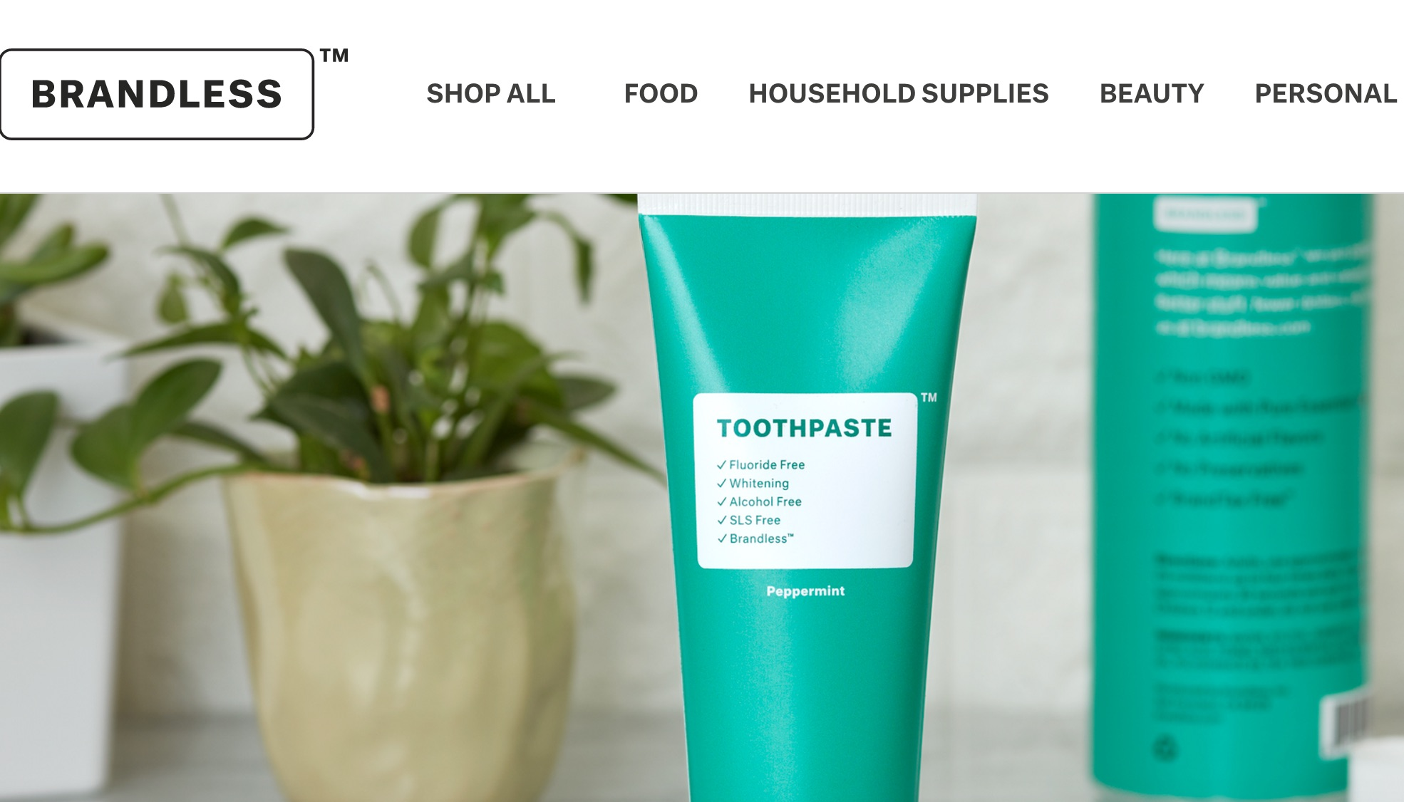 Would You Join A $3/Month Generic Toothpaste Club?