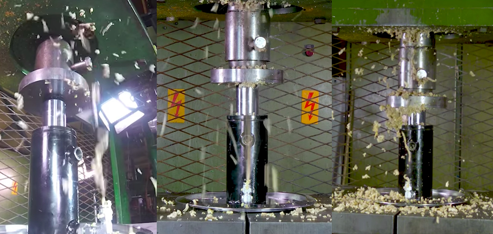 Hydraulic Press Channel