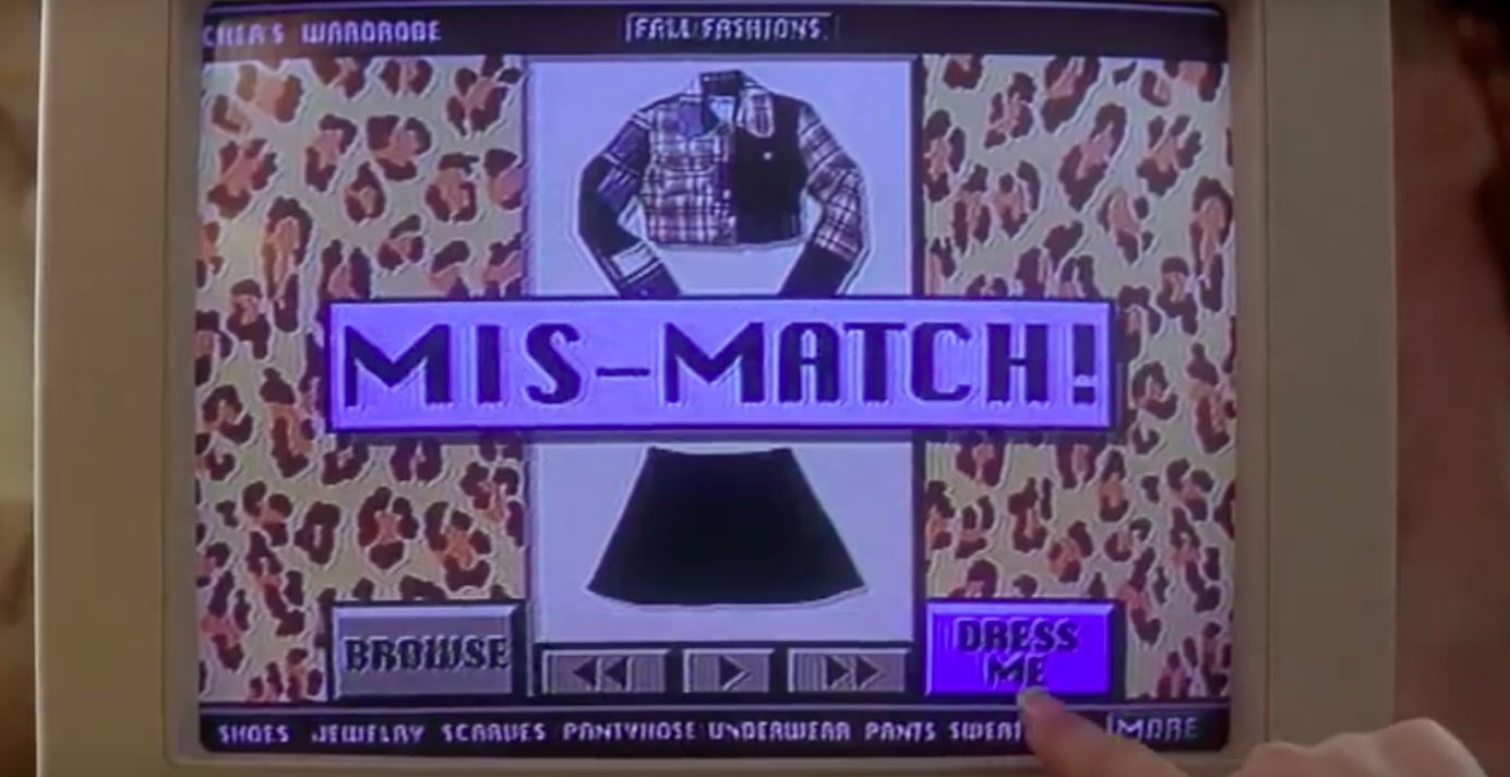 How Does Amazon's Echo 'Look' Stack Up Against Cher's Closet From 'Clueless'?