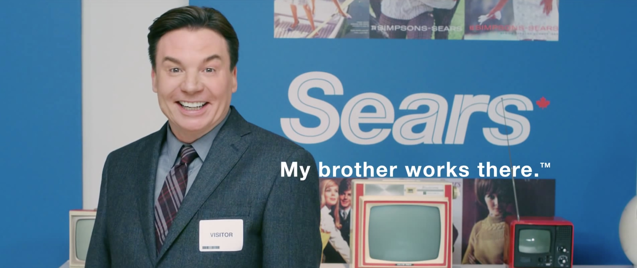 Sears Canada Lays Off Mike Myers' Brother And 2,899 Other People Without Severance
