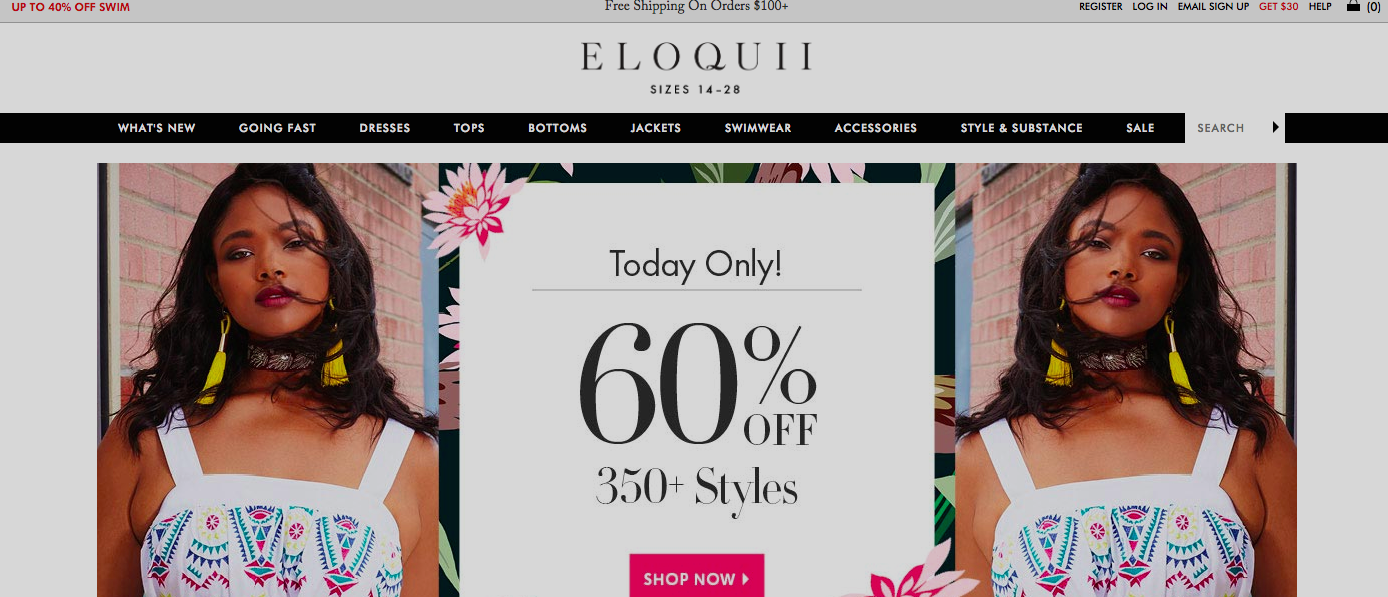Plus-Size Online Retailer Eloquii To Open Bricks-And-Mortar Stores