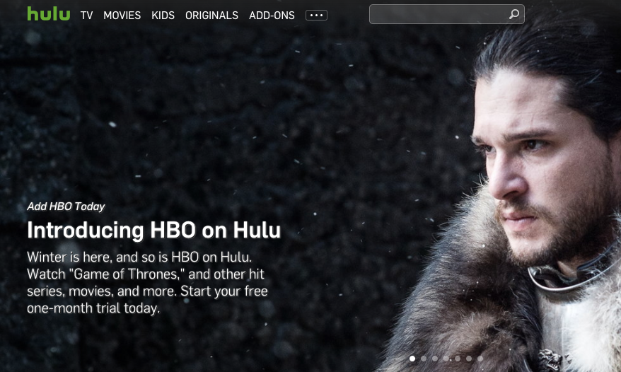 You Can Now Get HBO & Cinemax Through Hulu, But Not On All Devices